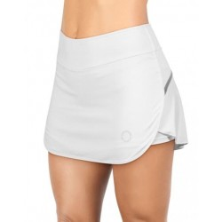 Falda Neon SKIRT WHITE